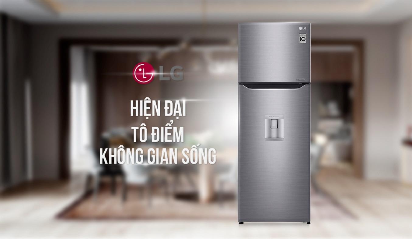 Tủ lạnh LG Inverter 315 lít GN-D315S