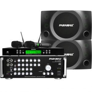 combo loa paramax mk s2000 amply paramax mk a2000 micro paramax sm 1000 1